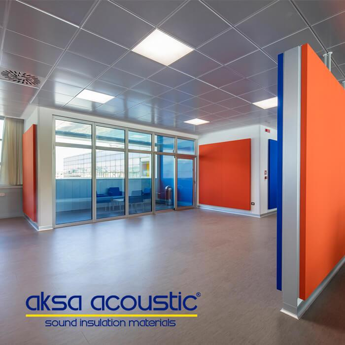 Fabric Cover Acoustic Panels - null