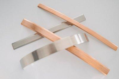 Nickel Band/ Annealing Band  - Contact Elements for the annealing of wire during the drawing process