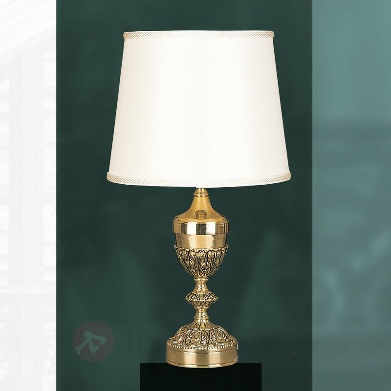 Impressionnante lampe à poser Tamesis - Lampes à poser classiques, antiques