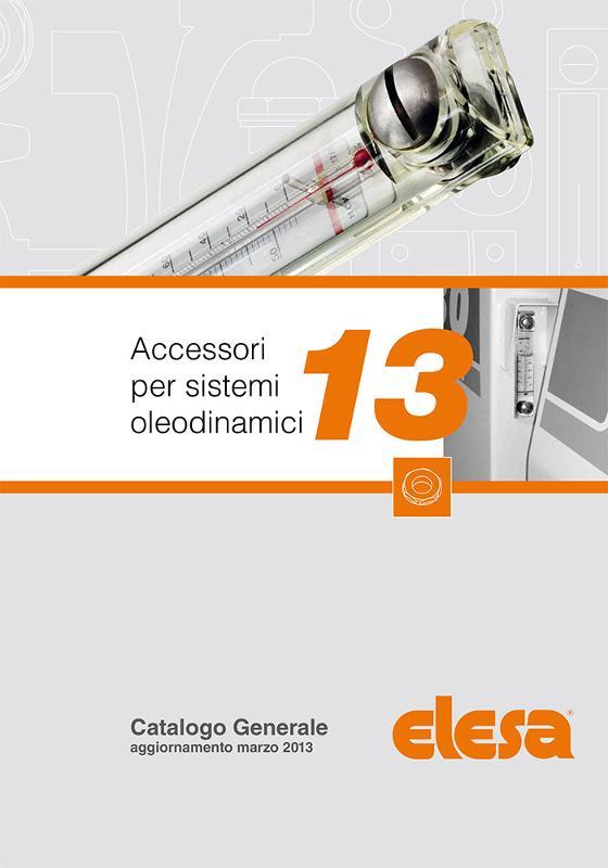 Accessori per oleodinamica - Accessori e Componenti per l'Industria