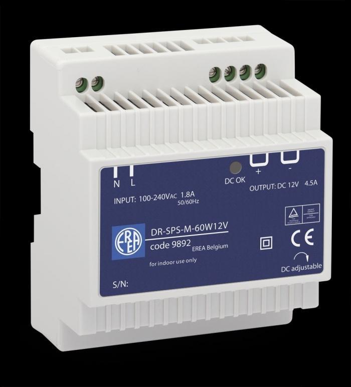 Gleichspannungsversorgungen - DR-SPS-M60W12V