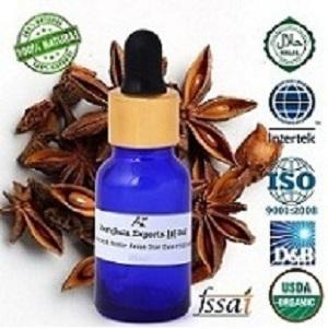 Ancient healer Anise star essential oil 15 ml - Anise star essential oil  Anise star oil