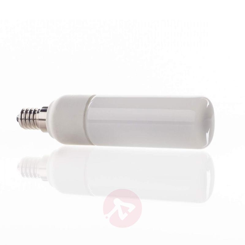 E14 5 W LED lamp in tube form - light-bulbs