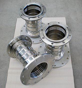 Universal expansion joints - null