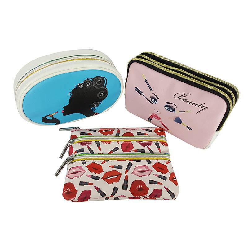 PU Cosmetic Bag - RPPU-031