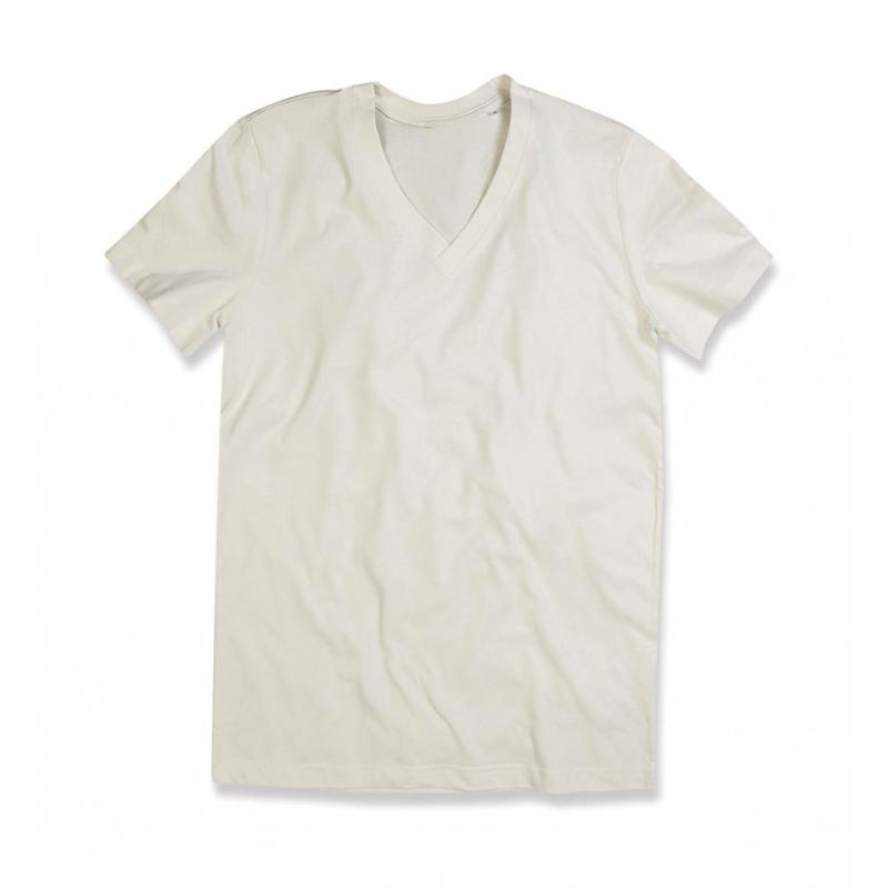Tee-shirt homme col V James - Manches courtes