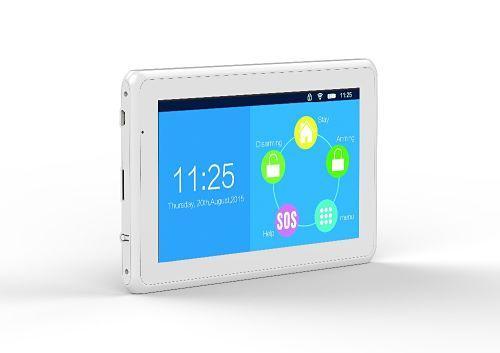 Kit Alarma táctil GSM WIFI PSTN