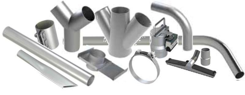 Tuyauterie et composants pour haute pression - Tuyauterie et composants