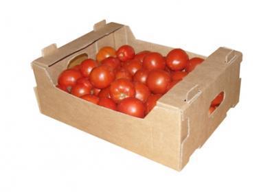 Упаковка для помидоров и огурцов - помидоры и огурцы