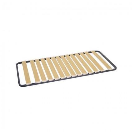 Sommier, mobilier, literie d'appoint - Sommier à lattes 14/83 cadre métal