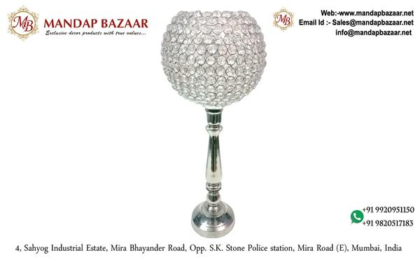 Ornamental Accessories - Latest 2018 Collection of Acrylic Crystal Centre Piece