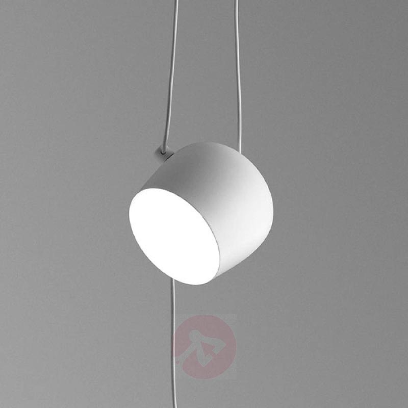 Han. light Aim Small switch EUR with dimmer, white - design-hotel-lighting