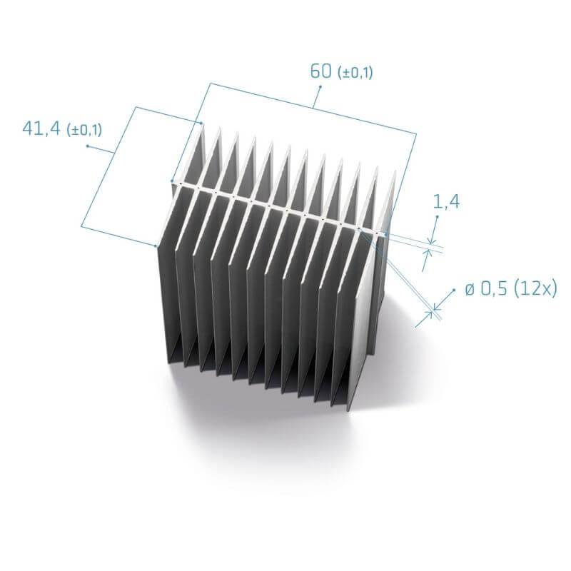 Präzisionsstrangpressen - Kundenspezifische Aluminium-Präzisionsprofile