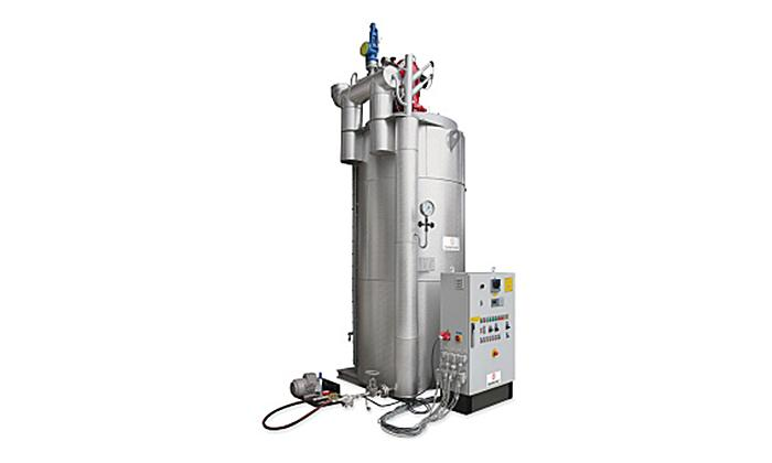 High Pressure Natural Circulation Steam Boiler