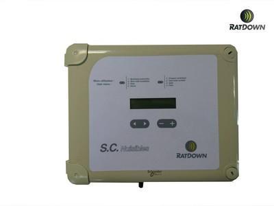 Centrale de détection et monitoring