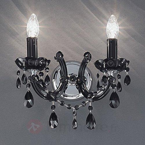 Applique géniale Vienna à 2 lampes - Appliques classiques, antiques