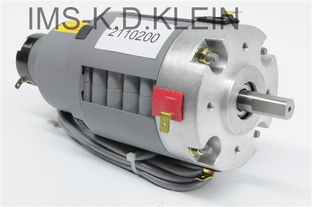 DC MOTOR UGTMEM-06LSF61 A3/E2 XYZ AXIS(12V) - S-2110200