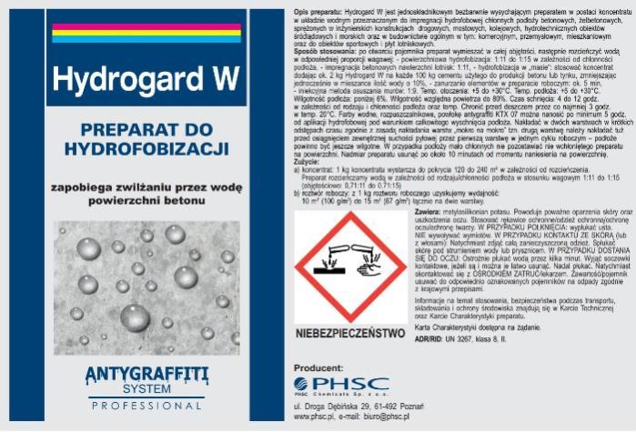 Hydrogard W -