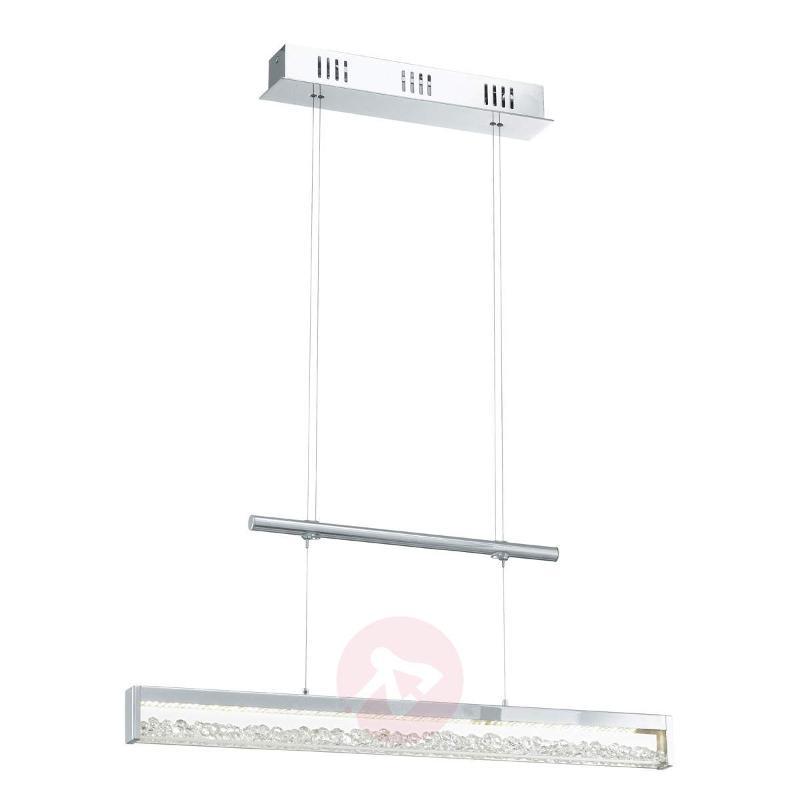 LED pendant light Cardito with Asfour - Pendant Lighting