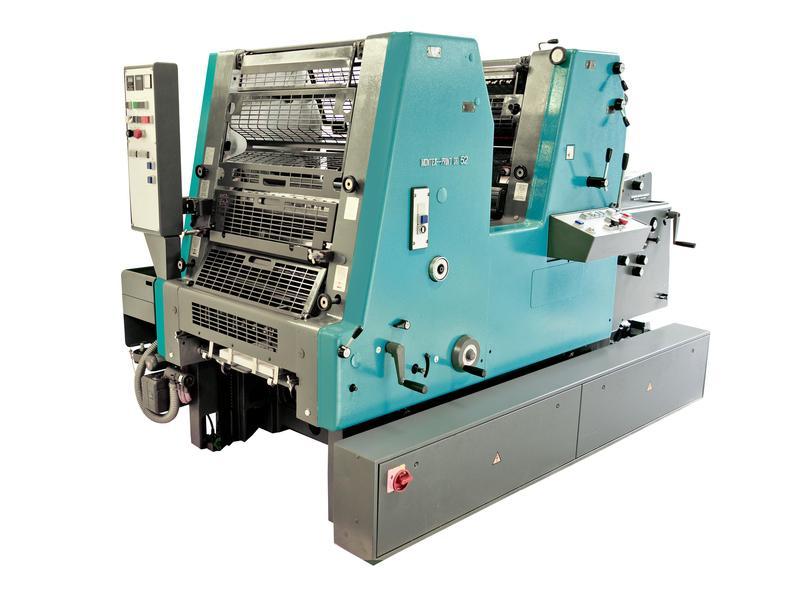Rotary Die Cutting Machines - DC 52 / 36 x 52 cm