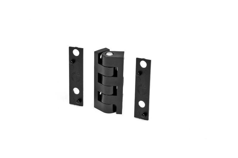 Cerniera MINI mm 48 con spessore complanare da mm 1 - Sistemi di chiusura