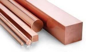 CW009A Copper Bars -