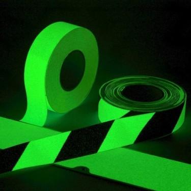 Ruban antidérapant escalier - Ruban Super Agrippant Photoluminescent