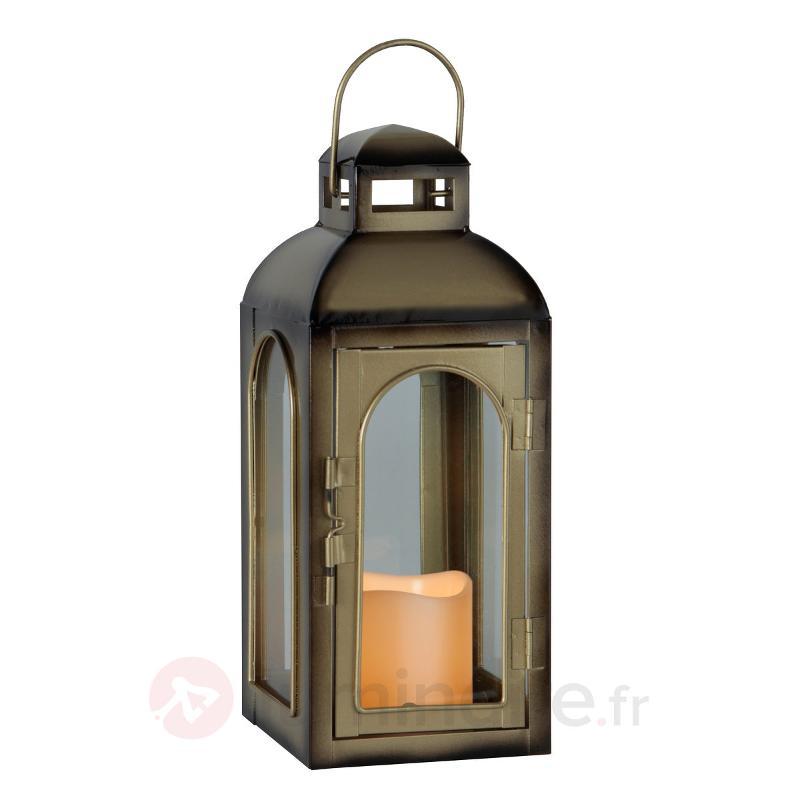 Petite lampe décorative Alissa 28 cm - Décorations de Noël LED d'intérieur