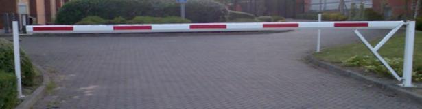 Barrières manuelles - Barrière manuelle pivotante BMP