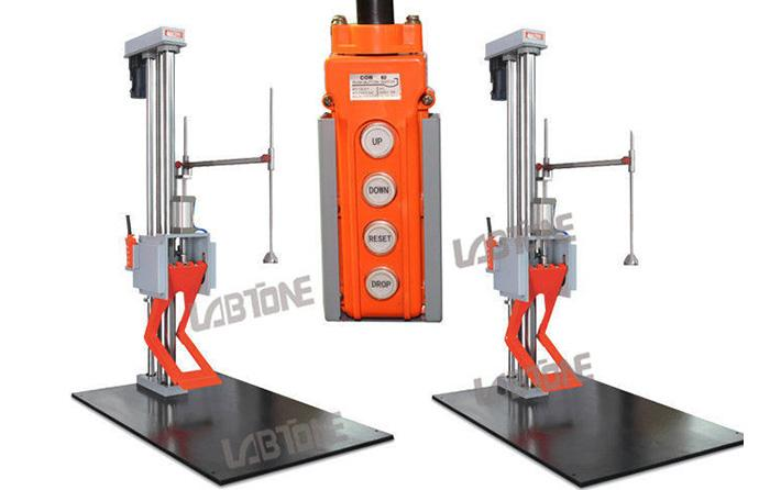 800*800*800mm Drop Weight Impact Testing Machine With Iso Certificate - Drop Test Machine