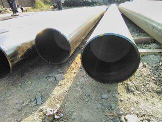 X60 PIPE IN SUDAN - Steel Pipe