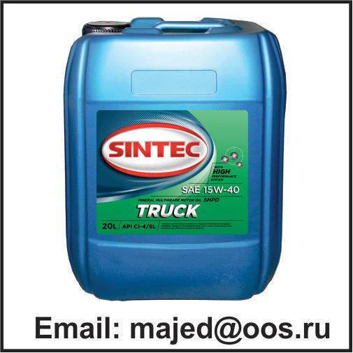 15W40 - Engine oil
