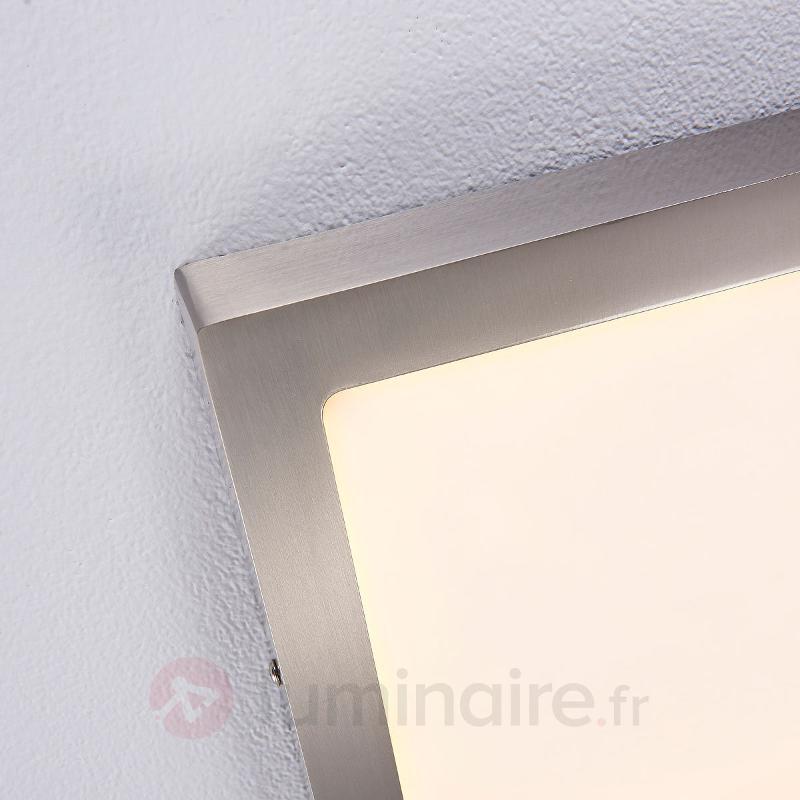 Plafonnier LED rectangulaire Elice - Plafonniers LED