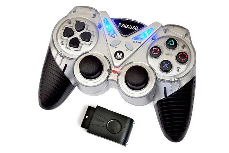Wireless Gamepad For PS2 - STK-WL2020P