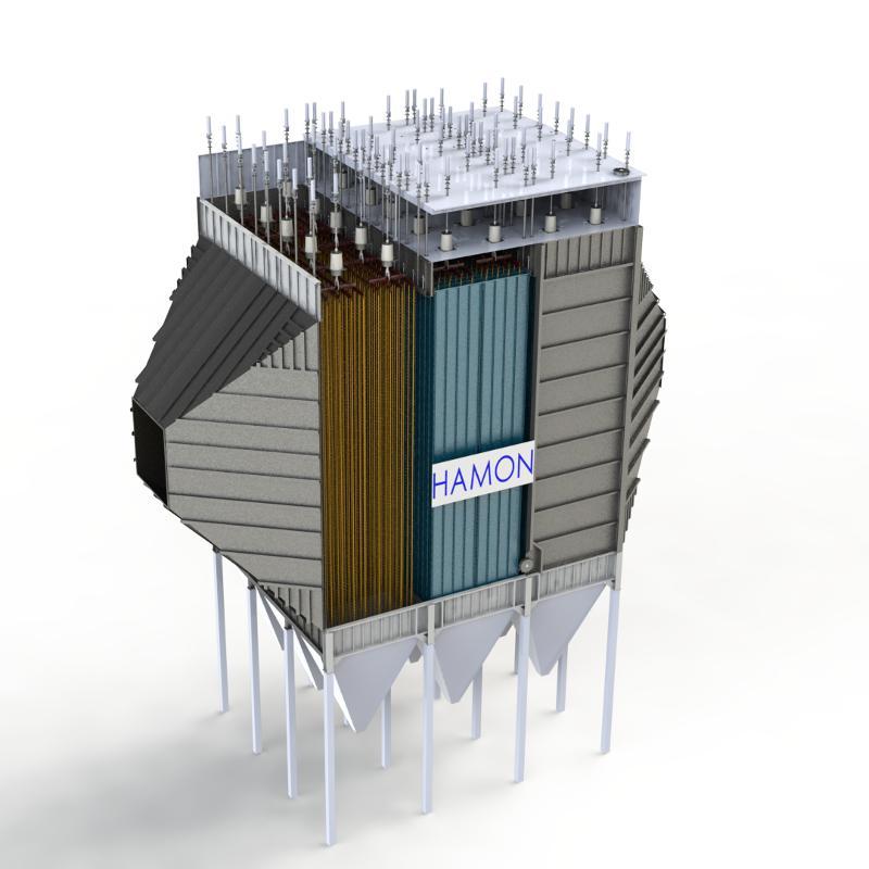 Dust Removal Systems - Electrostatic Precipitators
