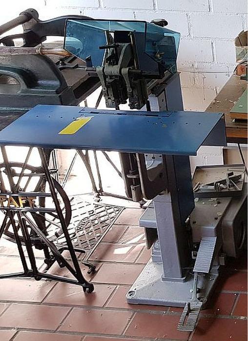 Nagel Multinak - S - Used Machine
