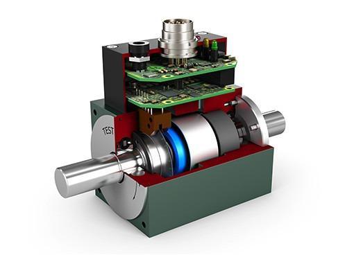 8661系列高精密扭矩传感器 - 智能状态显示、高性价比