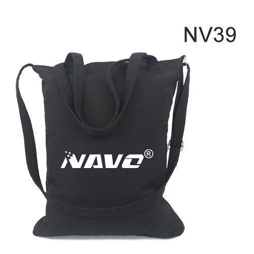 bolsa de asas de la lona - bolsa de algodón estilo de la moda