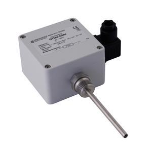 Temperature sensors with transmitter