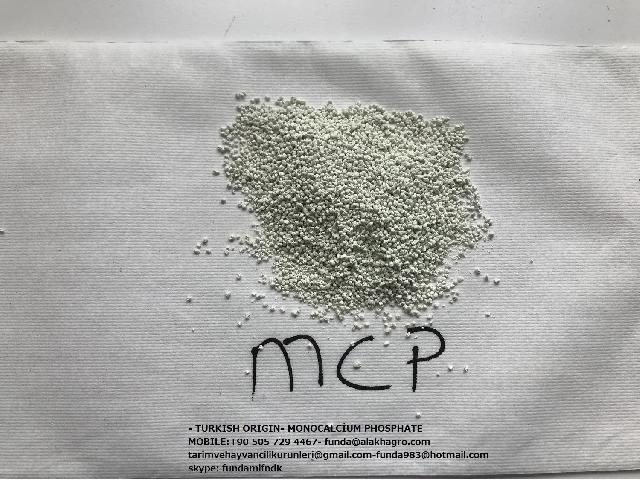 mono calcium phosphate - mono calcium phosphate