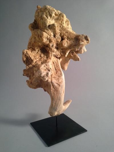 Sculpture bois flotté , réf 103, DECO-NATURE, France
