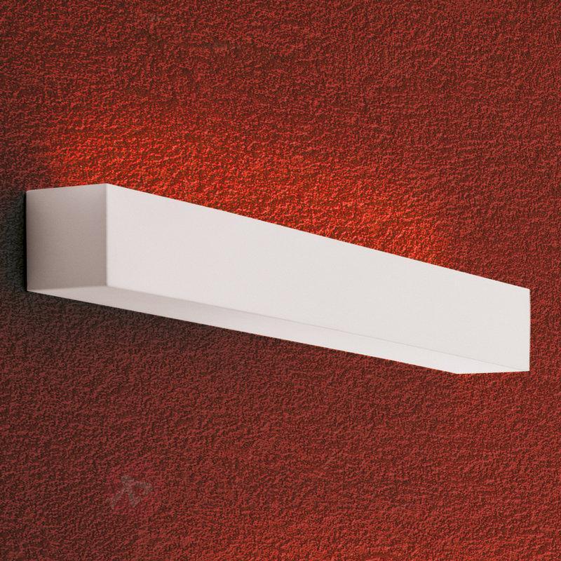 Applique LED Kairi en plâtre 35 cm - Appliques en plâtre