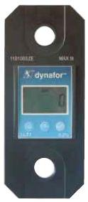Appareils de mesure et de gestion de force - Dynamomètre Dynafor LLX1 500kg à 20t avec lecture à distance en option