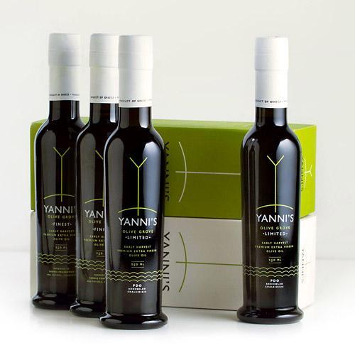 Ελαιόλαδο Yanni's Olive Grove
