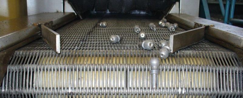 Grilles & Tapis Transporteur Métalliques - TEMA Equipements SAS- Grilles a Fentes et Grilles a Fissures-60