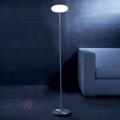 Lampadaire LENA avec abat-jour en verre - Tous les lampadaires
