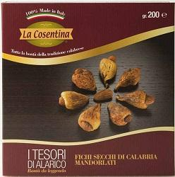 Fichi Secchi di Calabria - I Tesori di Alarico Mandorlati gr.200