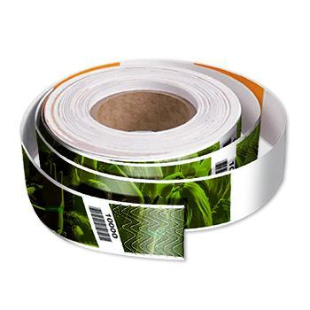 Bracelet Synthétique - Bracelet papier indéchirable en rouleau