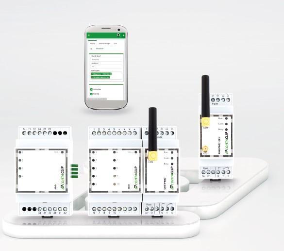 Módulo de comunicación GSM-PRO 2 - GSM-PRO 2, el comunicador perfecto en CONTA-CLIP