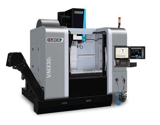 3-Achs-BAZ Hochleistung  VMX 30i - 3-Achs-Bearbeitungszentrum für eine hohe Zerspanleistung